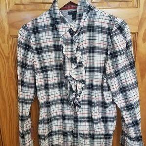 Women's Tommy Hilfiger button up shirt
